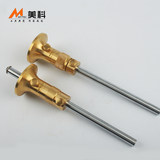 Pure copper woodworking scriber European ink bucket automatic line drawing resistance to fall professional decoration special tools fine-tuning auxiliary