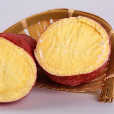 板栗红薯新鲜地瓜黄心现挖烤小香薯软糯蜜薯农家自种番薯5斤包邮 - 图2