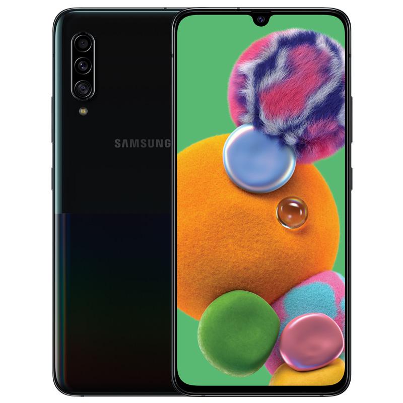 游戏智能拍照手机正品 855 骁龙 A9080 SM 5G A90 Galaxy 三星 Samsung 现货速发 新品 5G
