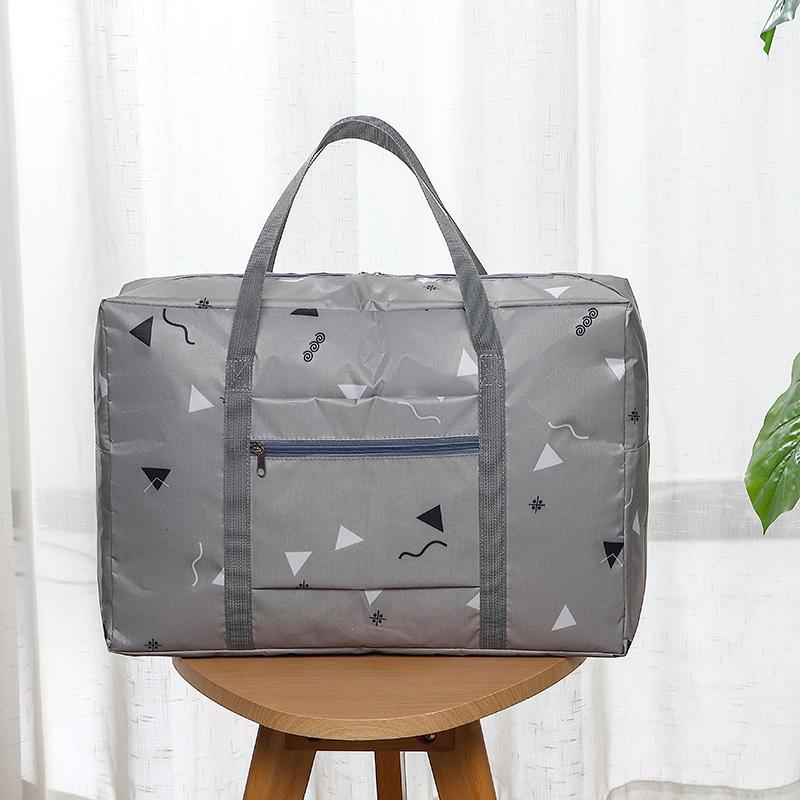 待产行李包短途简约可折叠旅行衣服收纳包大容量防水行礼包手提袋