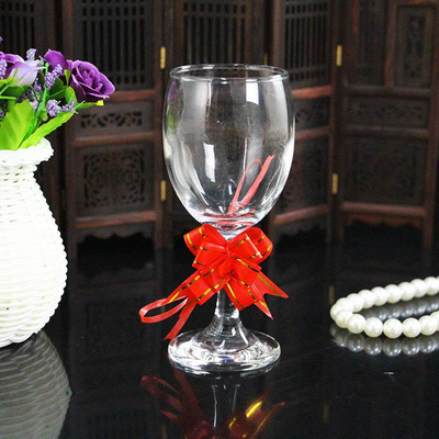 New Year's eve at the door of a large ribbon ribbon color优惠券