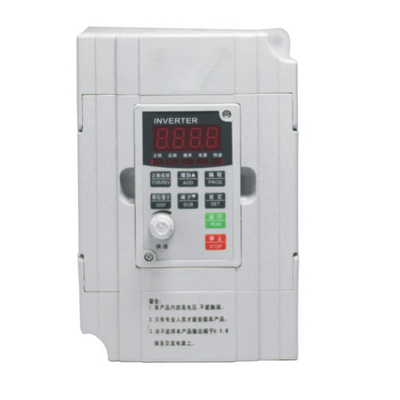 Inverter 1.5KW 0.4 2.2 3.7 4 5.5 7.5 11 15 220 Single phase 380V motor speed