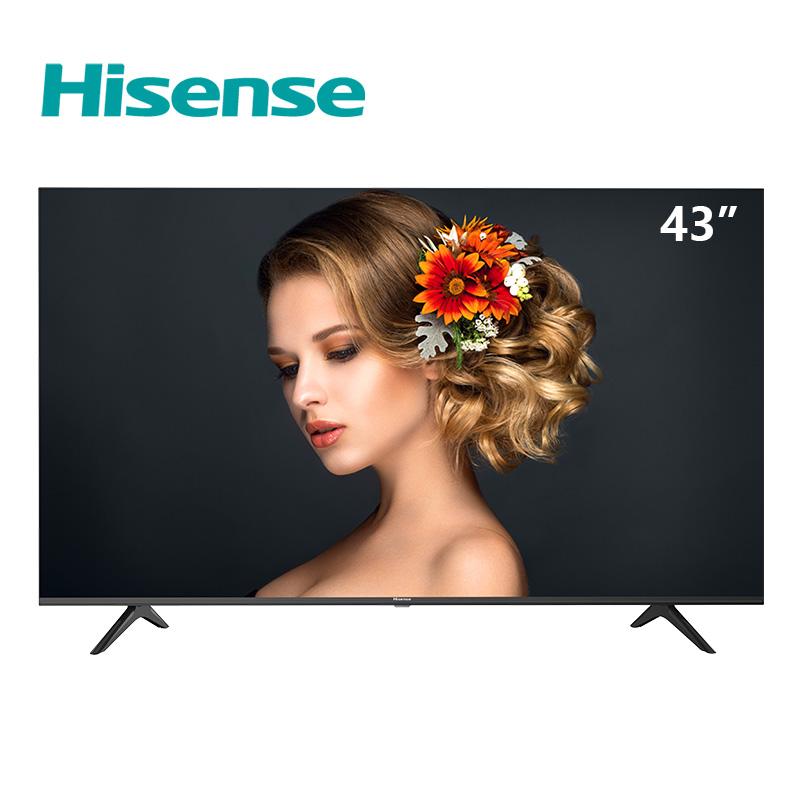 高清智能网络平板液晶电视机 4K 英寸 43 HZ43E3D 海信 Hisense