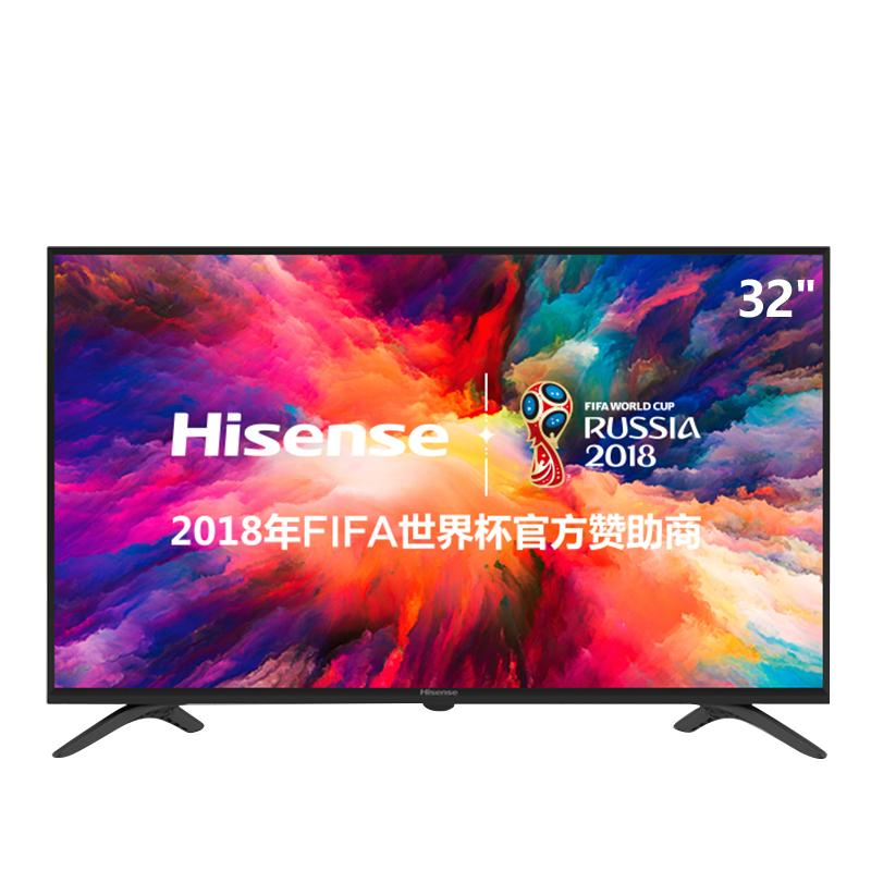 网络平板液晶电视机 WIFI 英寸高清智能 32 HZ32E35A 海信 Hisense