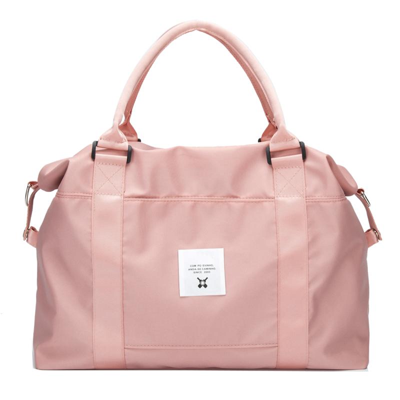 手提旅行包女大容量韩版轻便网红行李包短途装衣服旅游出差行李袋
