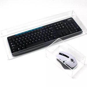 罗技G913 G610亚克力透明K70海盗船K68 K95樱桃3.0S 5.0 6.0 9.0 8.0机械键盘保护罩G810