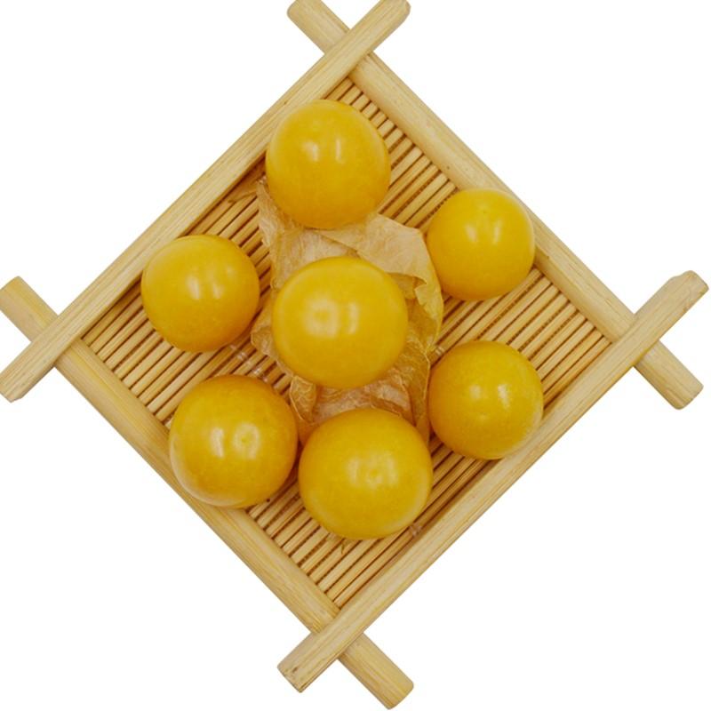 吴畏家 现货黄姑娘果 应季新鲜东北特产菇娘果灯笼果带箱5斤包邮