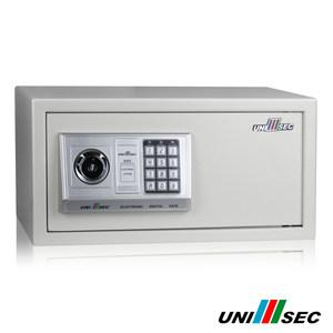 UNISEC保险箱2243EAKH笔记本 保险柜 家用 办公 特价 全钢 双层