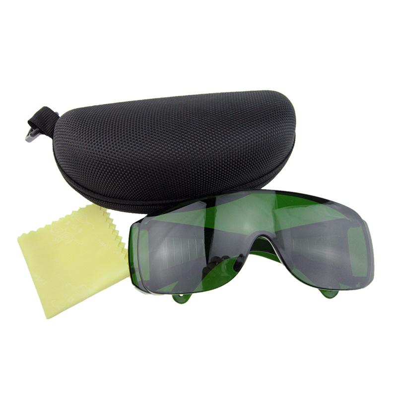 1080激光切割防护眼镜1064nm打标机OPT美容仪405nm紫光镭雕护目镜