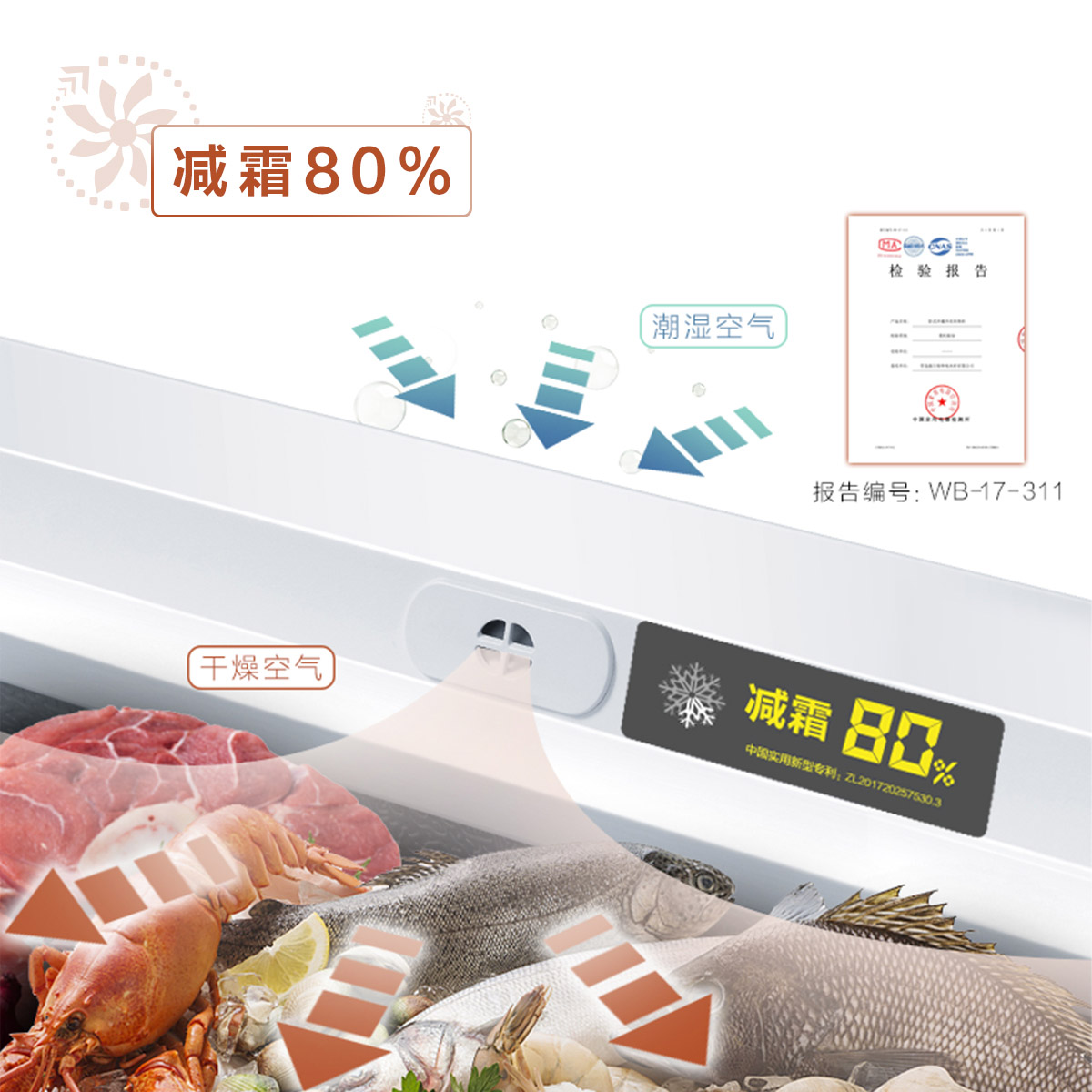 203HEM BD BC 海尔 Haier 海尔冰柜家用冷藏冷冻电脑控温节能冷柜