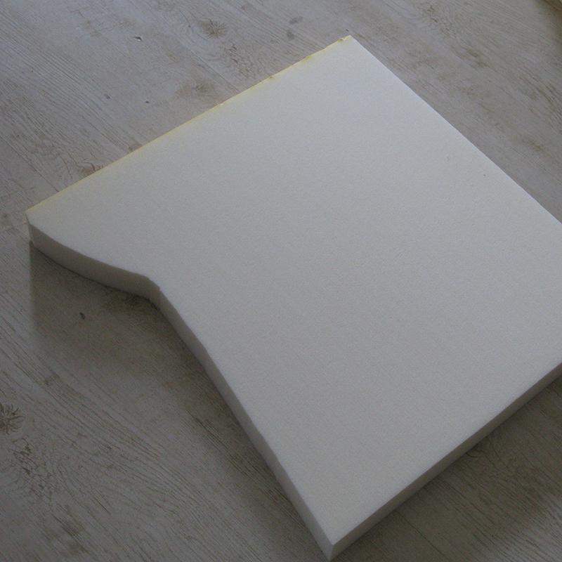 定做产品沙发垫/坐垫/床垫用高密度35D弹性海绵DIY零剪尺寸海棉垫