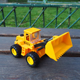 Alloy engineering truck, bulldozer dump truck excavator, classic workmanship, good export to the United States