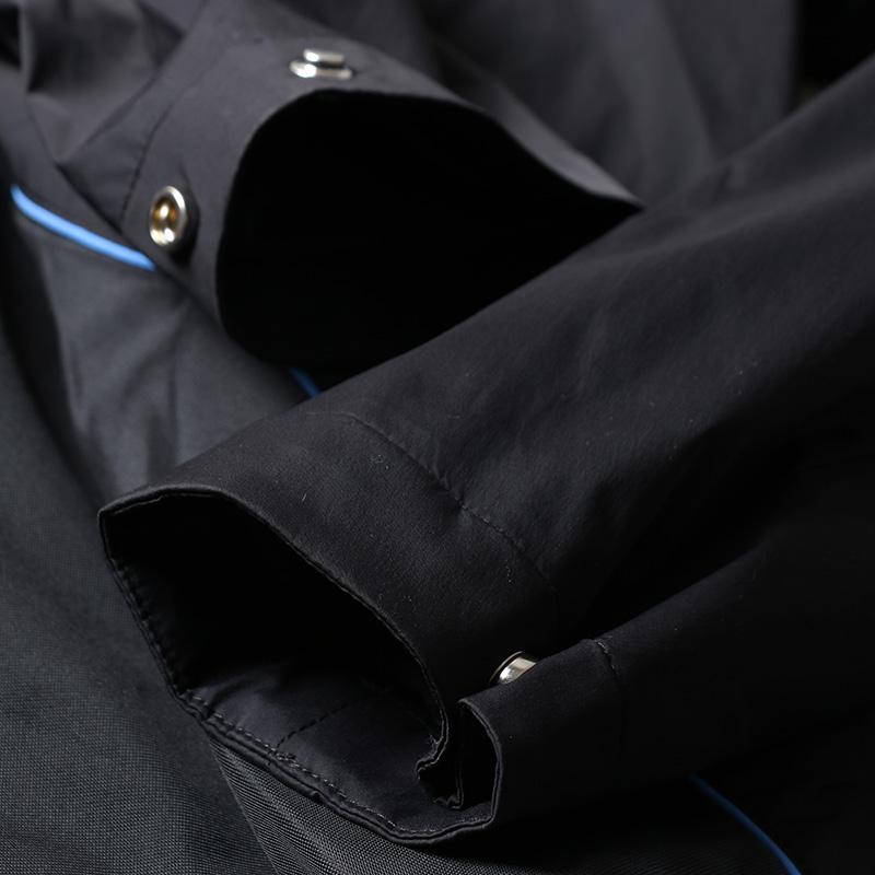 高端男装春季可收纳立领夹克 元 1399 砖柜 大牌男装 熟悉 D1523