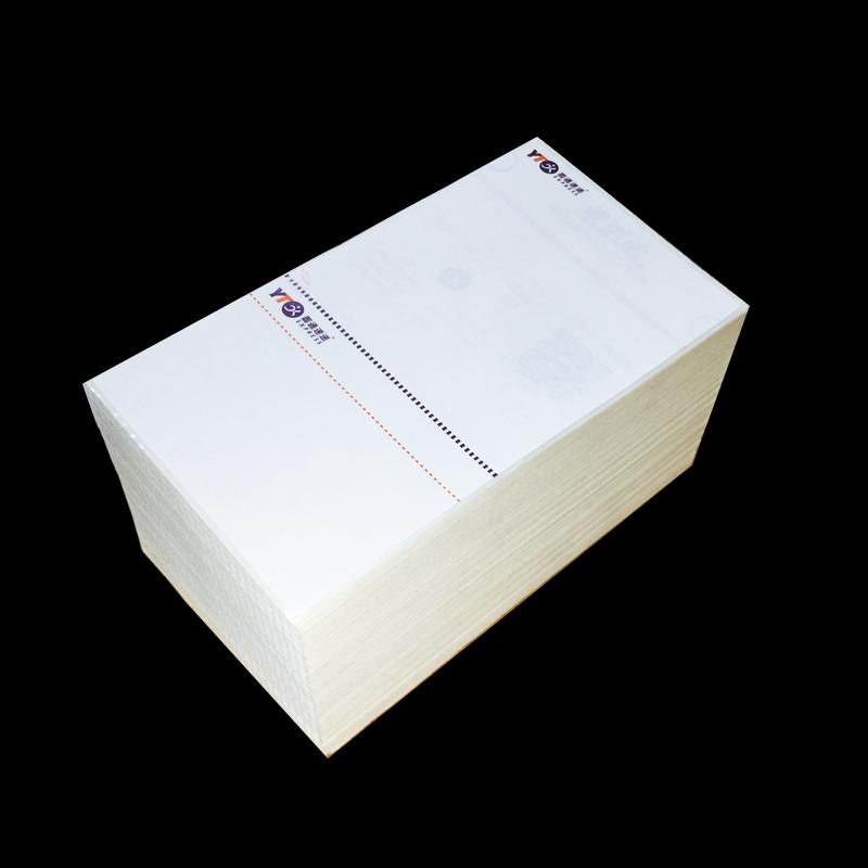 圆通中通申通韵达天天百世优速空白快递菜鸟热敏纸电子面单打印纸