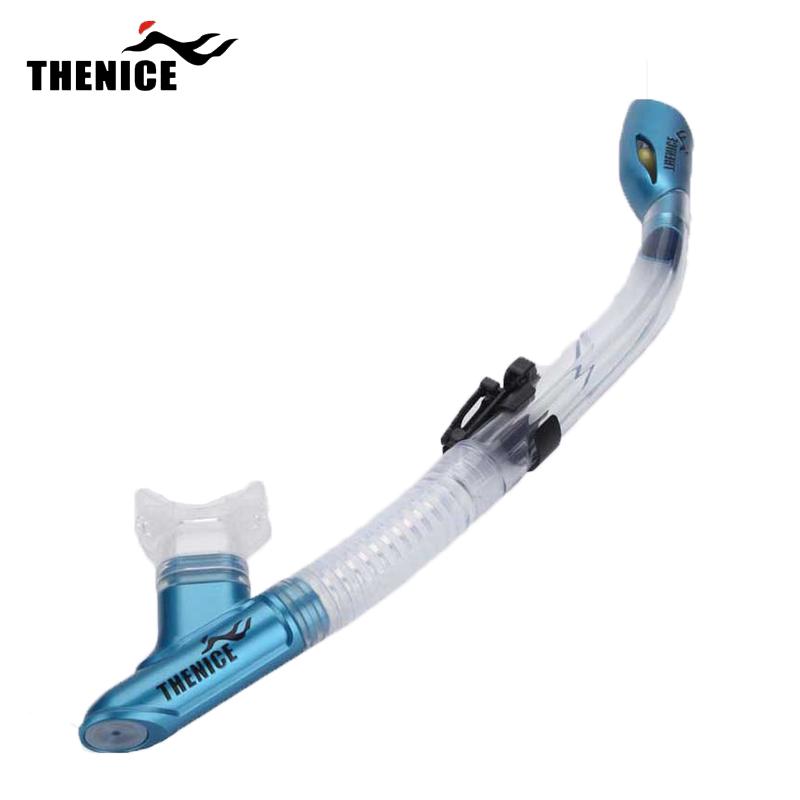 香港THENICE浮潛三寶 極速全乾式溼式水下呼吸管游泳神器潛水裝備