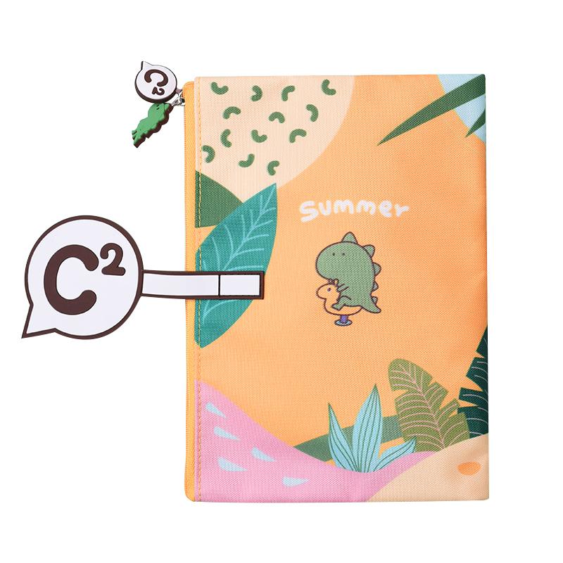 C2 母子手账医保袋丙例本袋可爱护照夹多功能用包防水原创  Studio