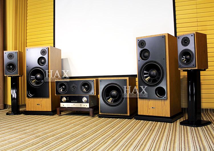 音响低音炮蓝牙高清功放 hifi 寸音箱套装 12 家庭影院 5.1 HAX186 哈士