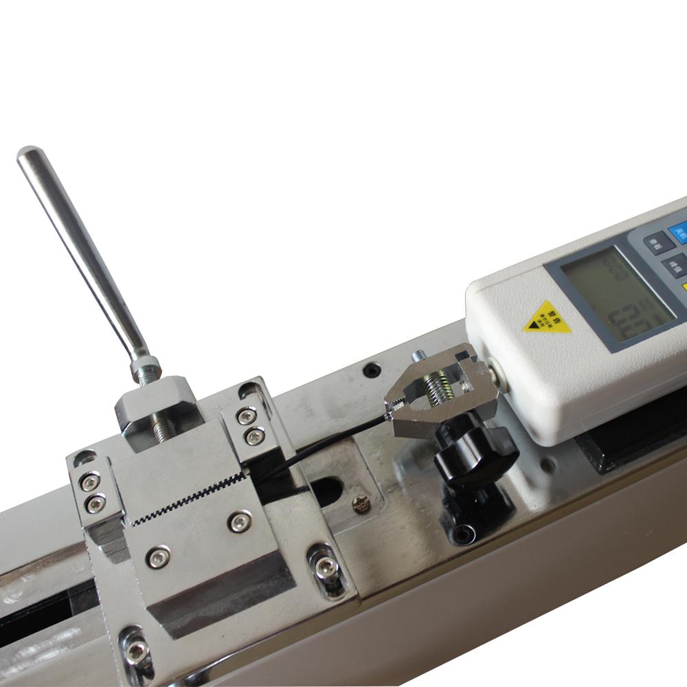 艾德堡 HPH 卧式端子拉力测试机 线束拉力机台 插拔力试验机