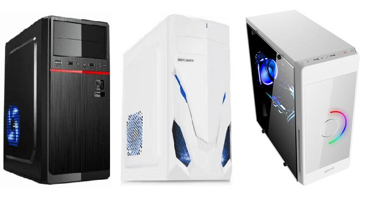 i7 网咖二手组装电脑主机台式全套电竞整机网吧游戏型机吃鸡高配
