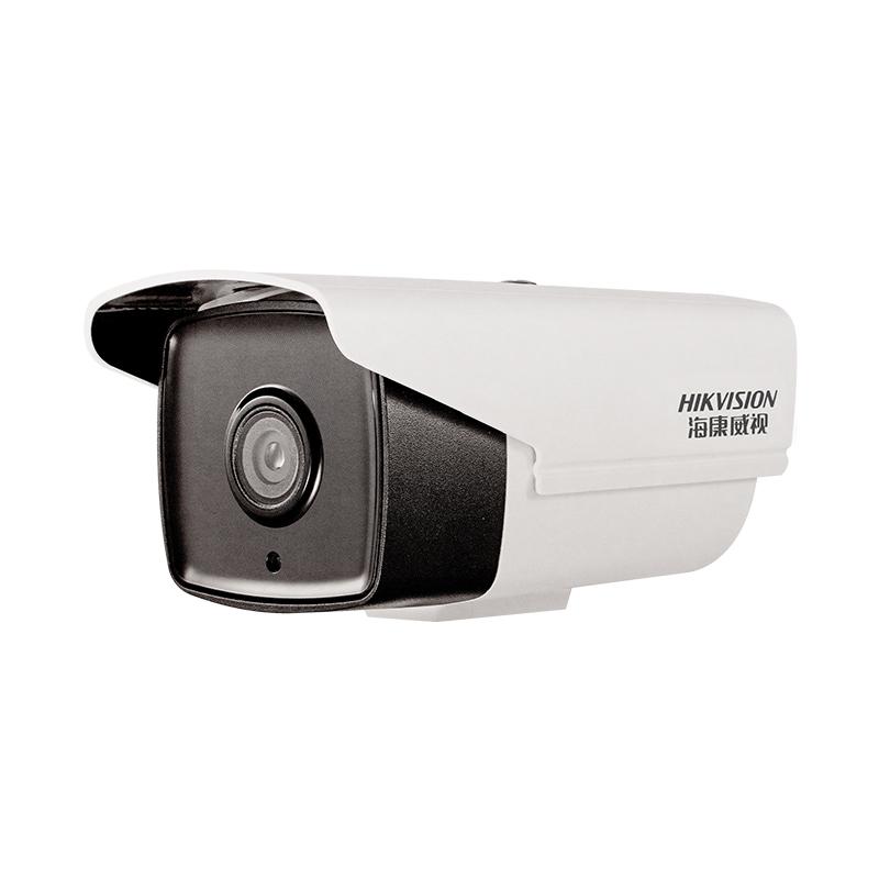海康威视500万星光级400万POE音频200万监控摄像头DS2CD3T56WD-I5