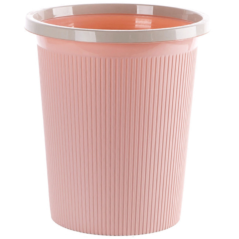 居家家带压圈分类垃圾桶家用厨房卫生间客厅卧室大号垃圾篓垃圾筒