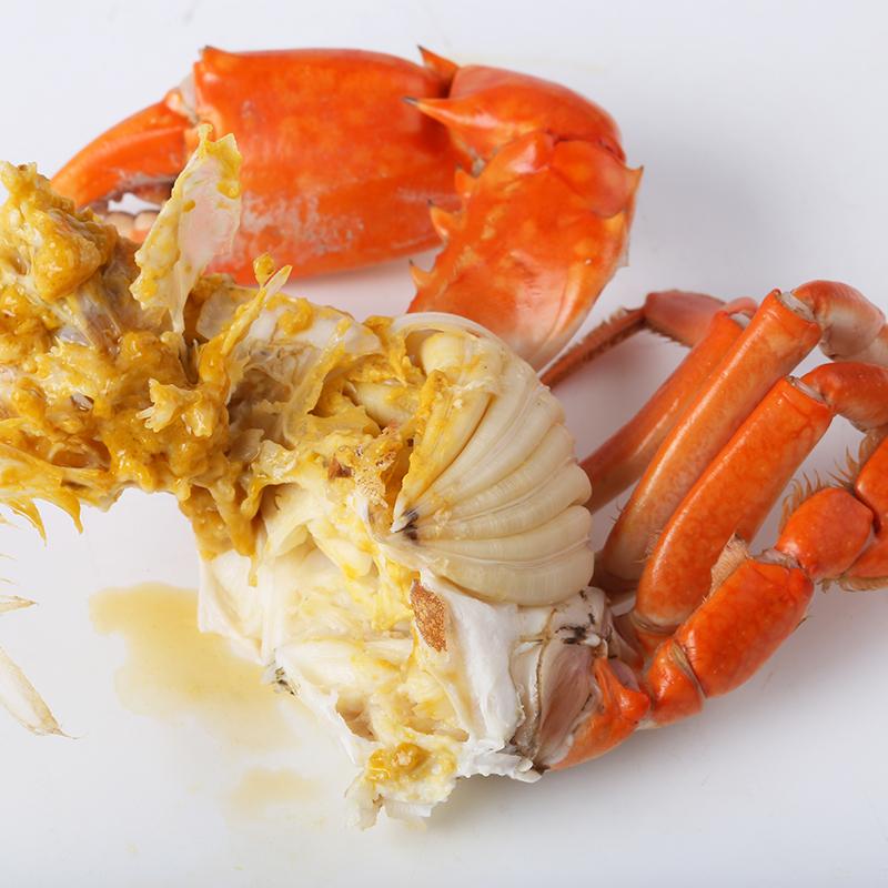 正宗三门青蟹 处子蟹 新蟹上市现货大旺  海蟹海鲜鲜活水产 包肥