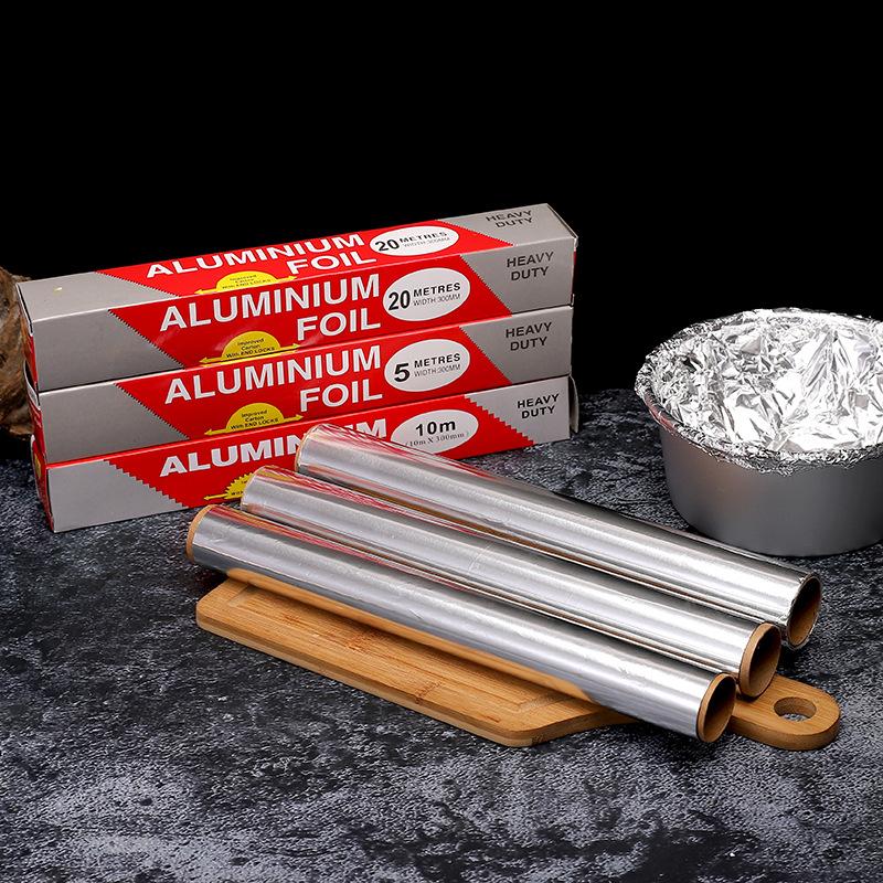锡纸烤箱专用炸锅家用经济装厨房烤盘烧烤锡箔
