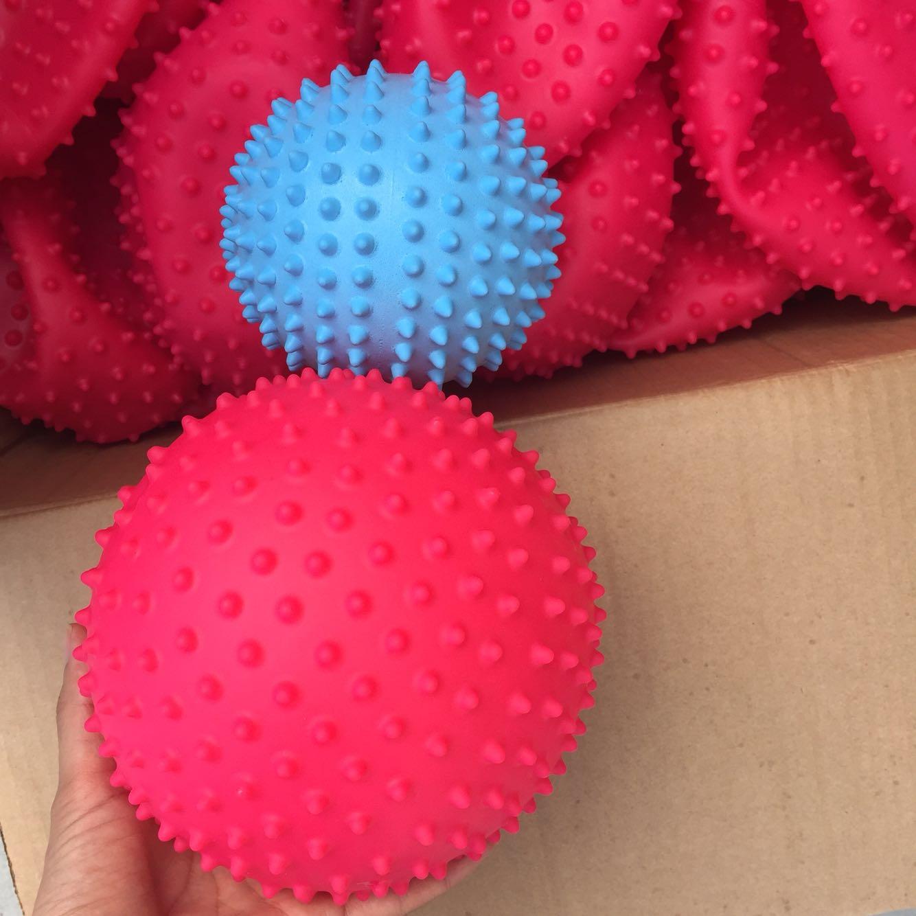 出口婴儿儿童玩具球按摩球皮球
