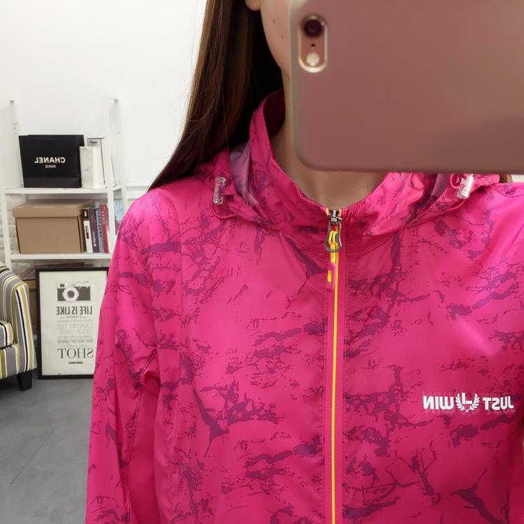 户外防晒衣女透气运动风衣外套防晒服登山防紫外线速干套装皮肤衣