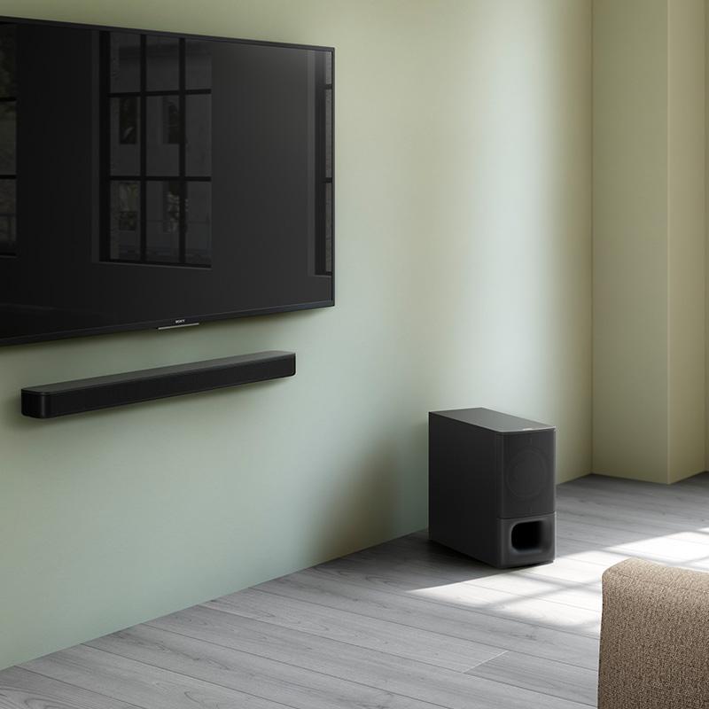 Sony/索尼 HT-S350 无线蓝牙回音壁重低音炮音箱家庭影院电视音响【图4】