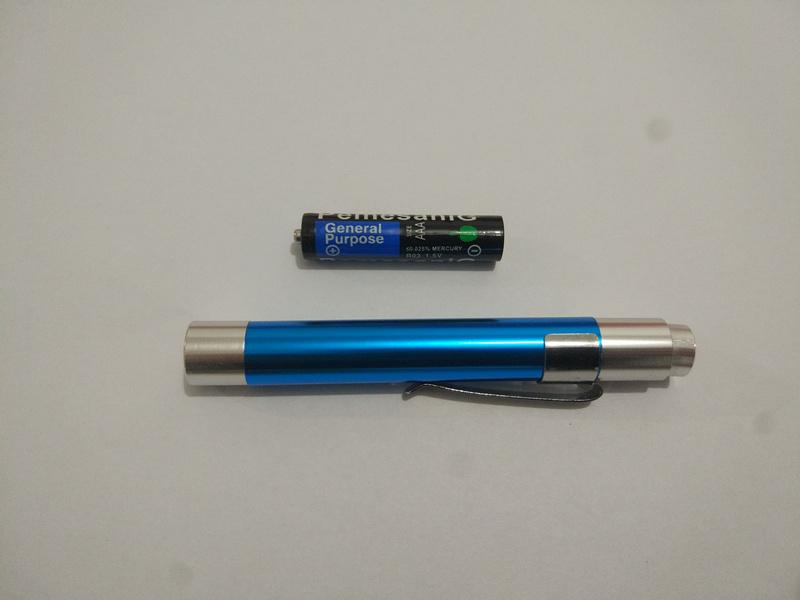第三代黄光白光医生用电筒瞳孔灯瞳孔笔耳鼻喉眼科LED笔式手电