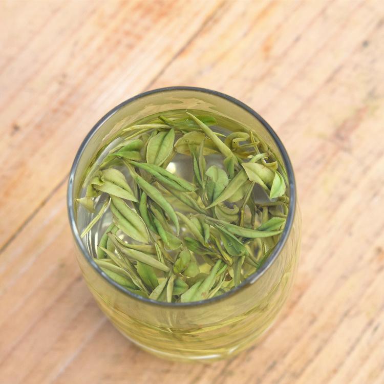 装雨前特级春茶叶特级绿茶 250g 新茶高档礼盒 2018 正宗安吉白茶