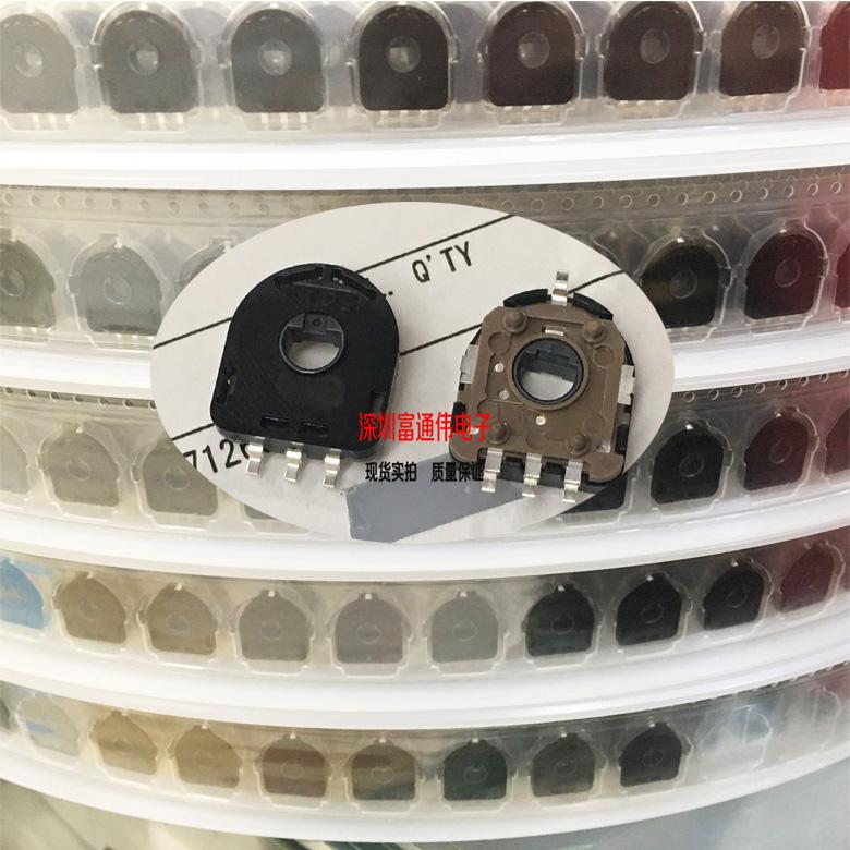 日本ALPS电阻式传感器RDC503013A投影仪复印机旋转角度检测传感器
