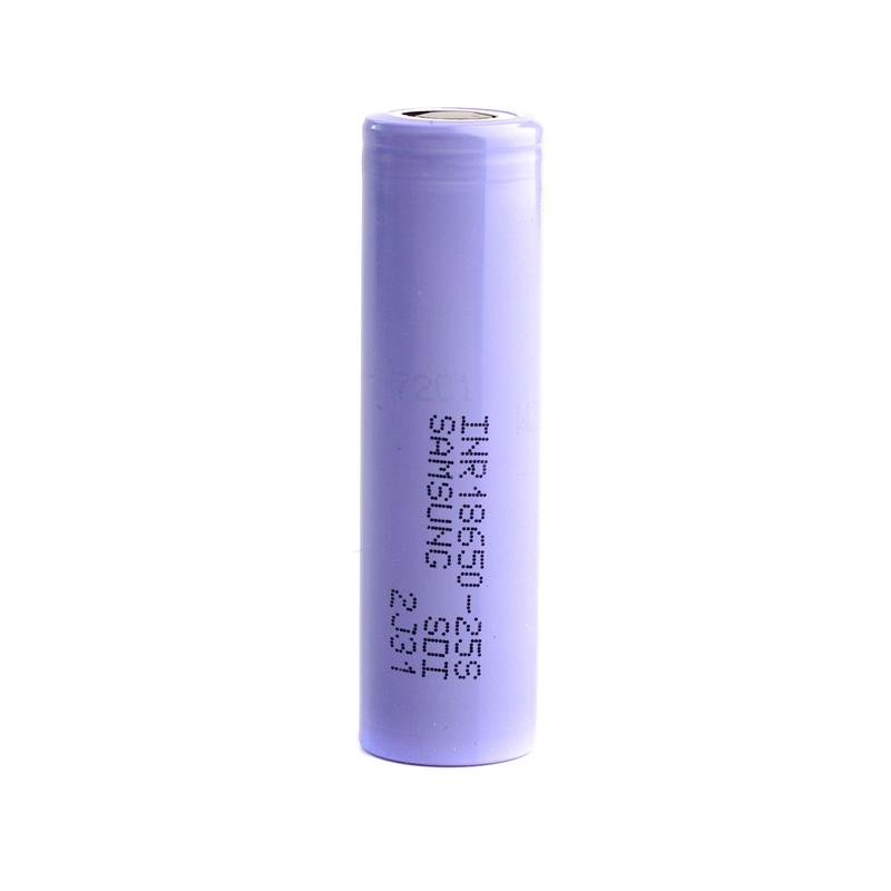 三星 18650 25S鋰電池 2500mah動力設備 內阻9.8毫歐 35A以上放電