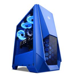 宁美国度 电脑主机i5 9400F升9600KF/GTX1660Super高配吃鸡游戏型组装机电脑台式办公家用设计全套diy整机