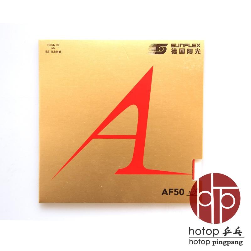 hotop 德國陽光AF50乒乓球套膠膠皮 金A/白A日本海綿球拍反膠套膠
