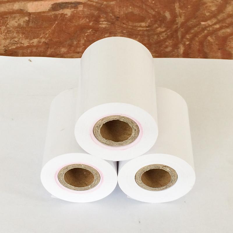 奥家57mm热敏小票纸 收银小票 5750热敏纸 票据纸 超市收银耗材纸 收银单据耗材纸58mm收银纸