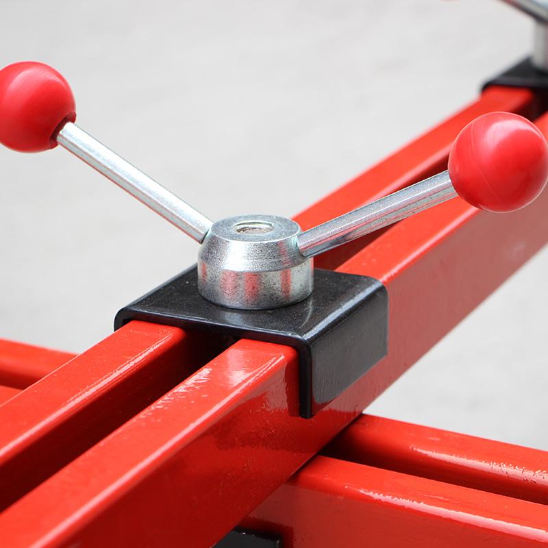 四点式发动机平衡支架 引擎平衡吊架汽车维修发动机吊机1.8米支架