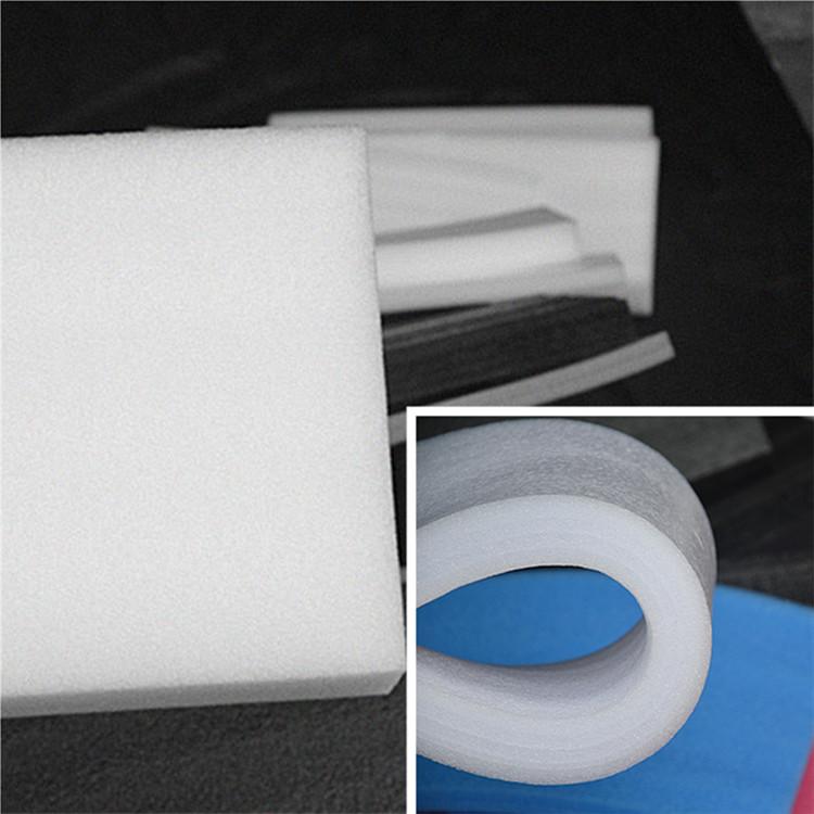 全新料白色EPE珍珠棉板材厚12345810cmm泡沫发泡抗震板包装棉包邮