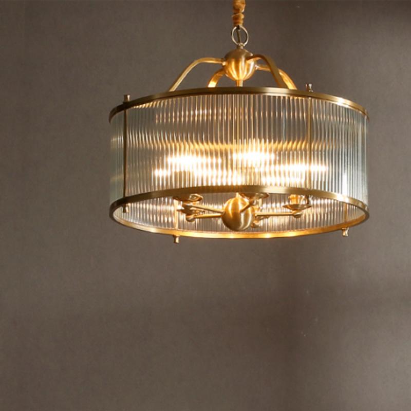 晶灯铜灯客厅卧室吊灯