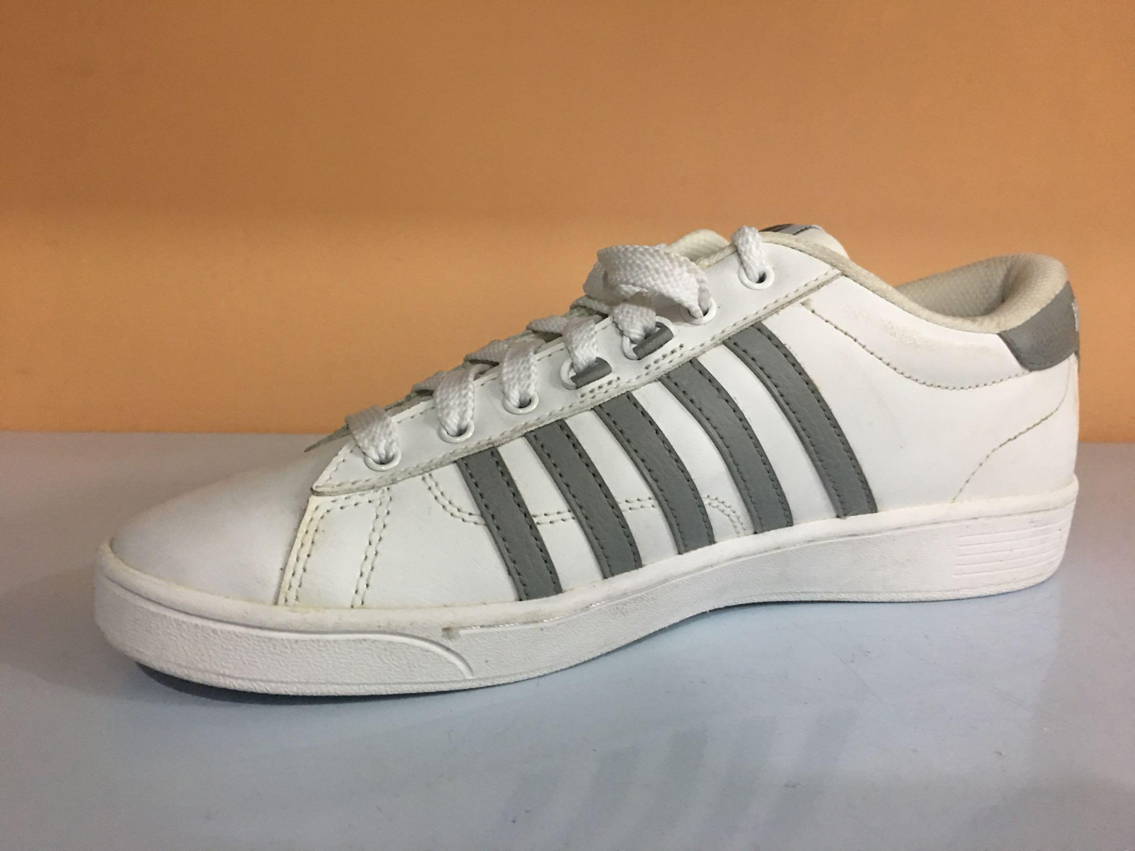 42 软底小白鞋 威时尚百搭休闲鞋牛皮板鞋 s 出口美国盖 差半码清货