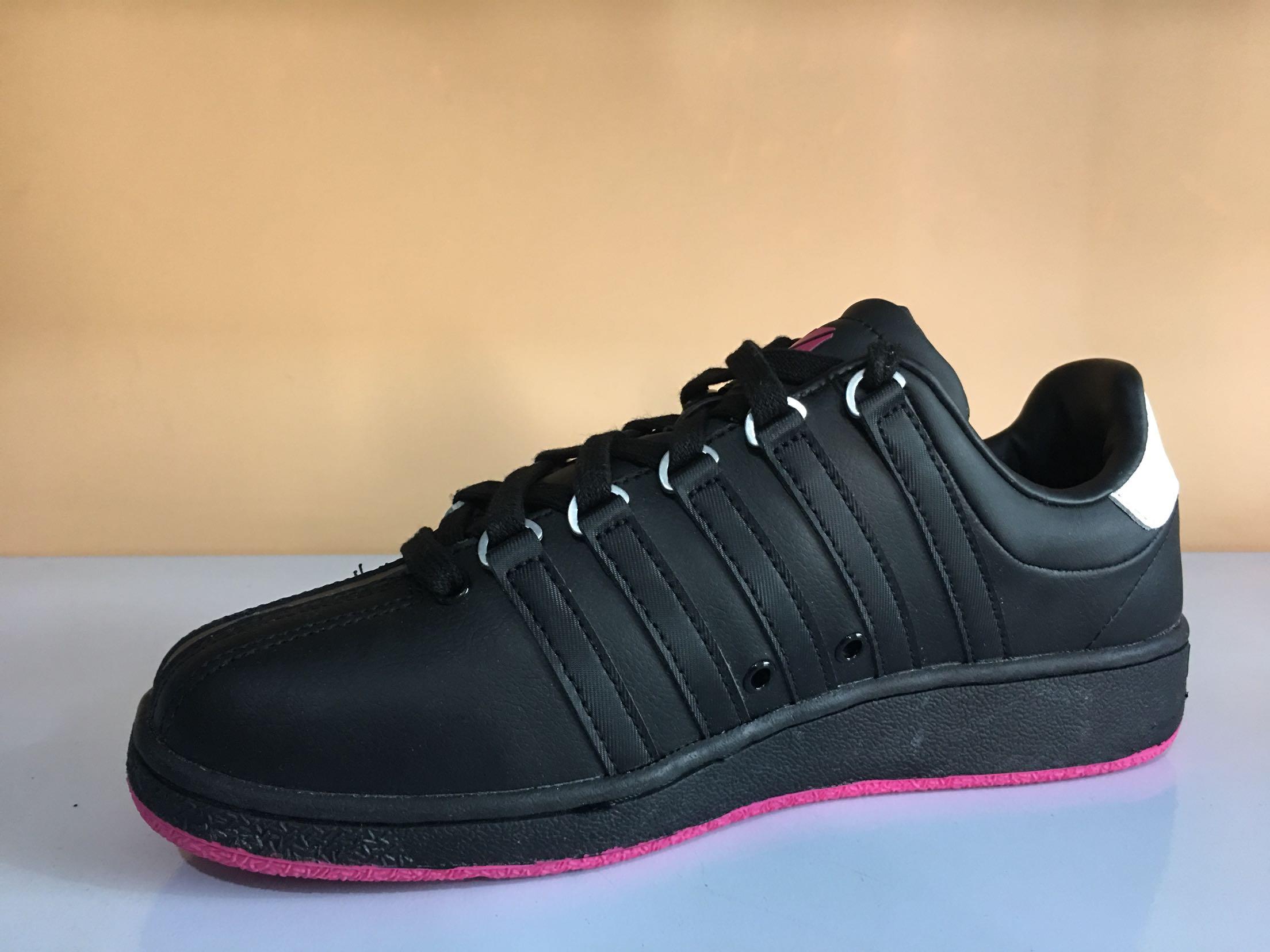 41 威时尚百搭耐磨全牛皮牛筋底休闲鞋 s 海外版正品盖 出口美国
