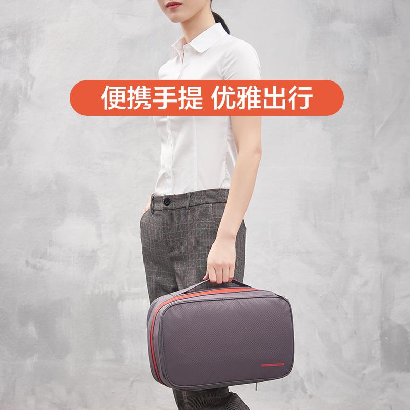 蜂筑旅行收纳袋行李箱神器多功能便携手提防水脏衣袋子运动装鞋包