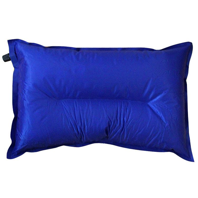 [特價]旅遊充氣枕 TPU自動充氣枕頭 帳篷枕頭 充氣靠墊 充氣座墊