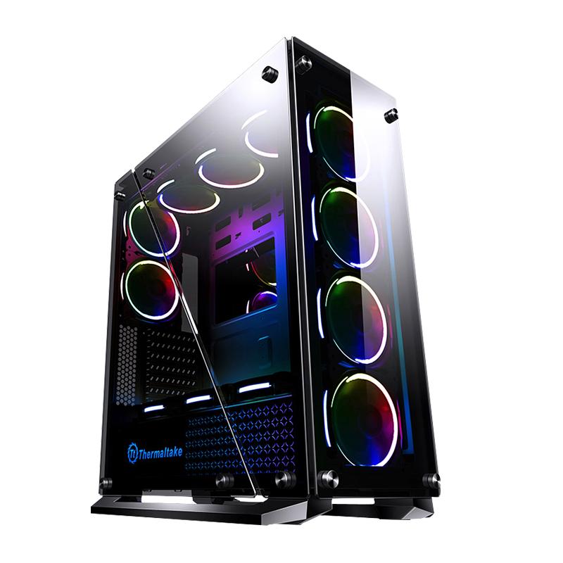 i9 7900X/GTX 2080高端台式游戏组装电脑主机/DIY组装吃鸡主机