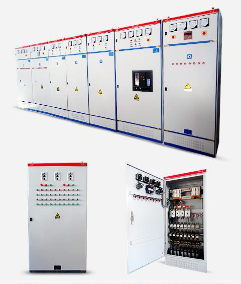 电容补偿柜配电箱智能控制柜自动节电开关柜动力就地无功补偿柜