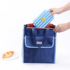 Elementary school men and women with lunch box bag canvas handbag with rice lunch bag size Oxford cloth hand bag waterproof
