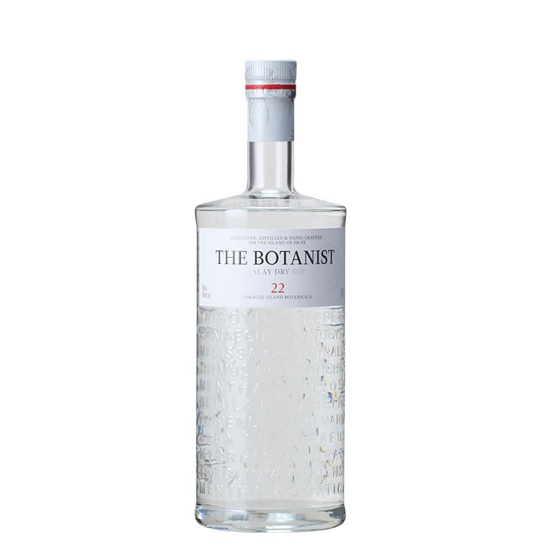 杜松子酒 英國洋酒 GIN DRY ISLAY BOTANIST THE 植物學家牌金酒