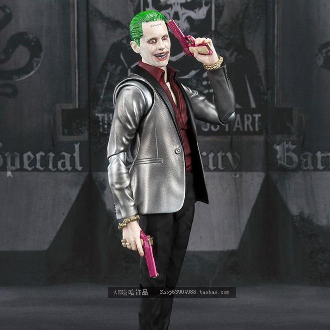 自杀小队小丑joker镀金牙套同款金牙hiphop Grillz嘻哈饶舌说唱