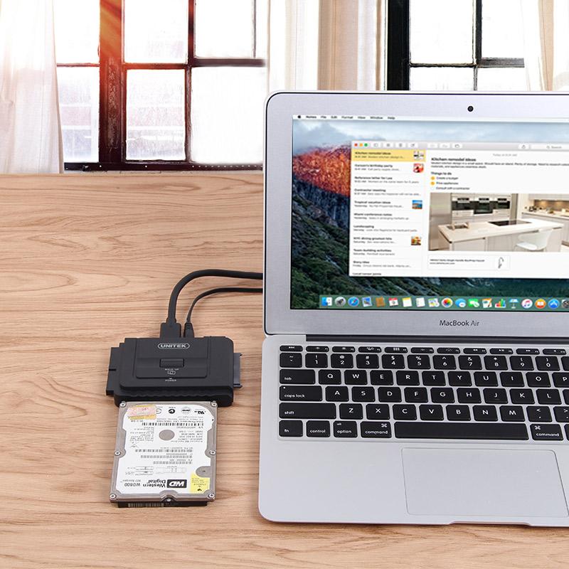 优越者 易驱线usb转ide sata串并口 sata转usb3.0 外接硬盘2.5/3.5英寸 台式机笔记本机械SSD固态硬盘光驱